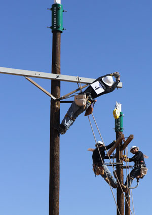 Western Texas College Electrical Lineman Technology